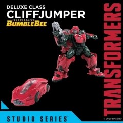 Takara Tomy & Hasbro - SS64 Cliffjumper - Deluxe Class - By A Whole Carton
